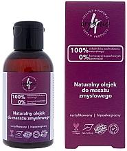 Parfumuri și produse cosmetice Ulei pentru masaj - 4Organic Massage Oil