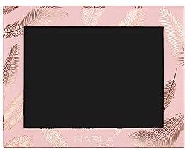 Parfumuri și produse cosmetice Husă magnetică pentru farduri - Nabla Feather Edition Liberty Twelve Customizable Palette