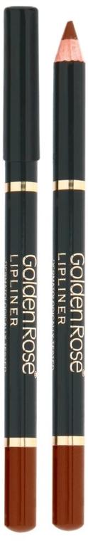 Creion de buze - Golden Rose Lipliner