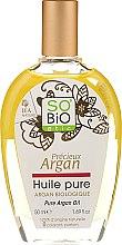 Parfumuri și produse cosmetice Ulei de argan pentru corp - So'Bio Etic Pure Argan Oil