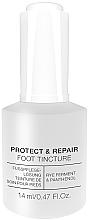 Parfumuri și produse cosmetice Tinctură antibacteriană pentru unghii - Alessandro International Spa Protect & Repair Foot Tincture