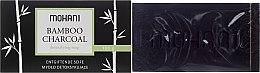 Parfumuri și produse cosmetice Săpun cu extract din cărbune de bambus - Mohani Bamboo Charcoal Detoxifying Soap