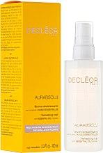 Parfumuri și produse cosmetice Soluție pentru față împotriva petelor pigmentare - Decleor Aurabsolu Refreshing Mist