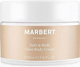 Parfumuri și produse cosmetice Cremă de corp - Marbert Bath & Body Glow Body Cream (tester)