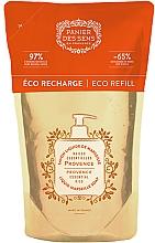 "Parfumuri și produse cosmetice Săpun lichid Marsilia ""Provence"" - Panier des Sens Provence Liquid Marseille Soap (doy-pack)"