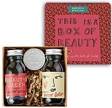 Parfumuri și produse cosmetice Set - Bath House Barefoot & Beautiful Box of Beauty Bodycare Gift Set