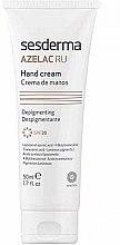 Parfumuri și produse cosmetice Cremă de mâini - Sesderma Azelac Ru Hand Cream