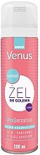 Parfumuri și produse cosmetice Gel de ras - Venus Pro Sensitive