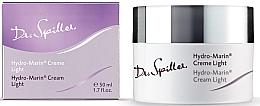 Parfumuri și produse cosmetice Cremă anti-îmbătrânire de față - Dr. Spiller Hydro-Marin Cream Light