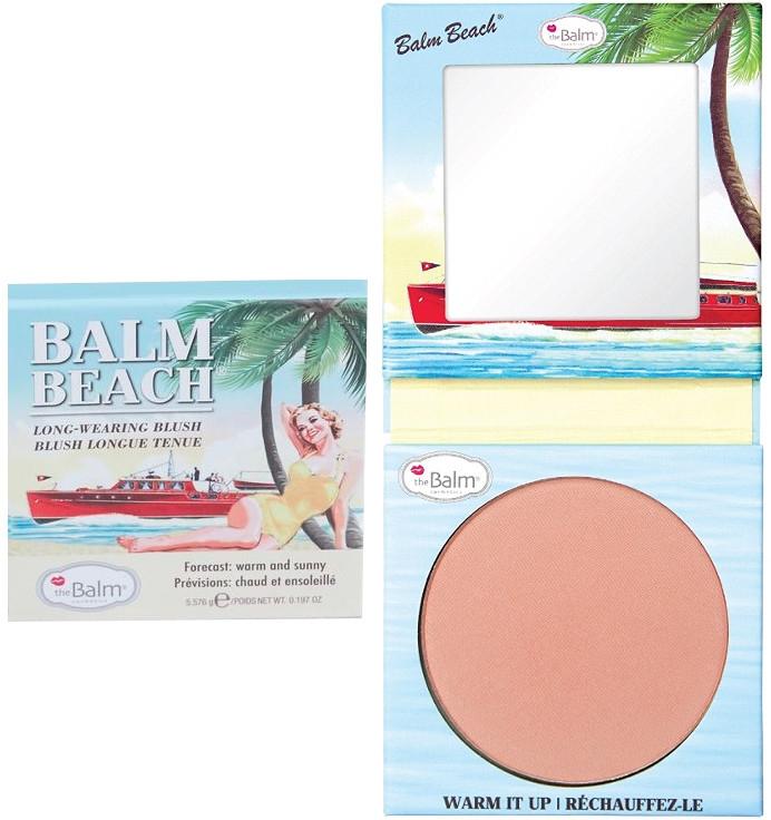 Fard de obraz - TheBalm Balm Beach Blush