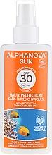 Parfumuri și produse cosmetice Spray cu protecție solară - Alphanova Sun Protection Spray SPF 30