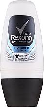 "Parfumuri și produse cosmetice Deodorant roll-on ""Invisible Ice"" - Rexona Deodorant Roll"