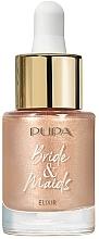 Parfumuri și produse cosmetice Ser-primer iluminator pentru față - Pupa Bride & Maids Elixir
