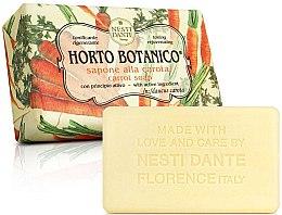 """Parfumuri și produse cosmetice Săpun """"Morcov"""" - Nesti Dante Horto Botanico Carota Soap"""