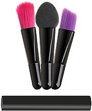 Parfumuri și produse cosmetice Set pensule pentru ochi și buze - Vipera Magnetic Play Zone