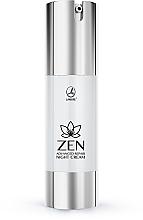 Parfumuri și produse cosmetice Cremă de noapte intensiv regenerantă pentru față - Lambre Zen