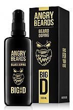Parfumuri și produse cosmetice Ser pentru creșterea bărbii - Angry Beards Beard Doping Big D