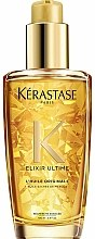 Parfumuri și produse cosmetice Ulei de păr - Kerastase Elixir Ultime L'Huile Originale