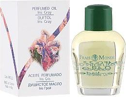 Parfumuri și produse cosmetice Ulei parfumat - Frais Monde Iris Gray Perfume Oil