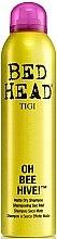 Parfumuri și produse cosmetice Șampon uscat pentru volum - Tigi Bee Hive Matte Dry Shampoo