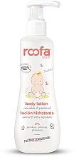 Духи, Парфюмерия, косметика Лосьон для тела - Roofa Calendula & Panthenol Body Lotion