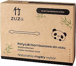Parfumuri și produse cosmetice Bețișoare din bumbac, pentru copii - Zuzii