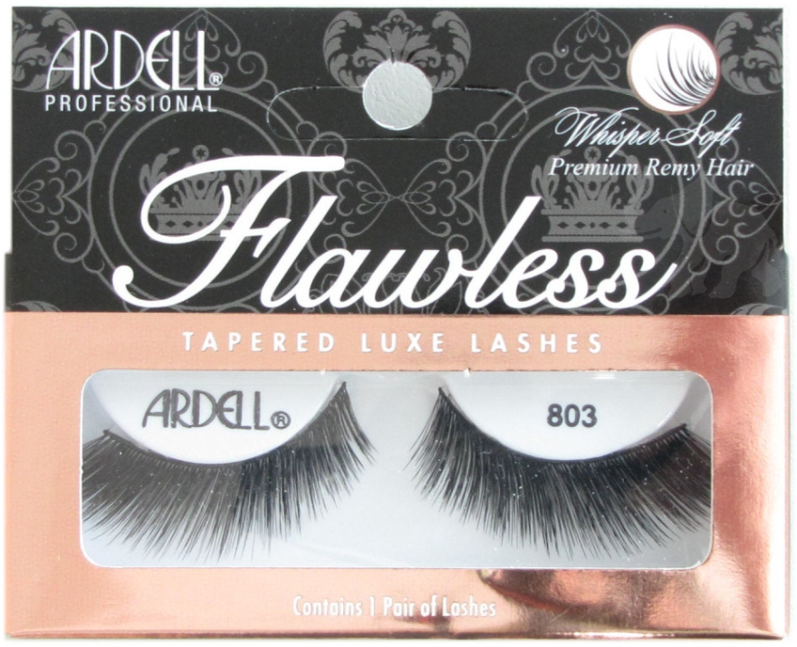 Gene false - Ardell Flawless Lashes 803