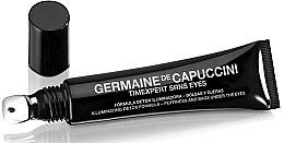 Parfumuri și produse cosmetice Cremă pentru zona ochilor - Germaine de Capuccini Timexpert SRNS Eyes Illuminating Detox Formula