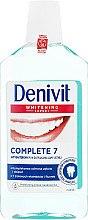Parfumuri și produse cosmetice Apă antibacterială de gură - Denivit Whitening Expert Complete 7 Mouthwash