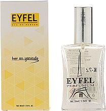 Parfumuri și produse cosmetice Eyfel Perfume K-22 Vital - Apă de parfum