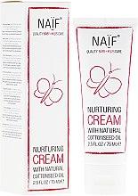 Parfumuri și produse cosmetice Cremă pentru copii - Naif Nurturing Cream