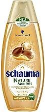 Parfumuri și produse cosmetice Șampon de păr - Schwarzkopf Schauma Nature Moments Argan & Macadamia Shampoo