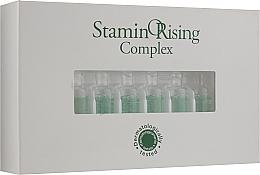 Parfumuri și produse cosmetice Loțiune fito-esențială împotriva căderii părului, în fiole - Orising StaminORising Complex