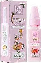 Parfumuri și produse cosmetice Ulei- lăptișor regenerator pentru mâini - Pharma CF Cztery Pory Roku