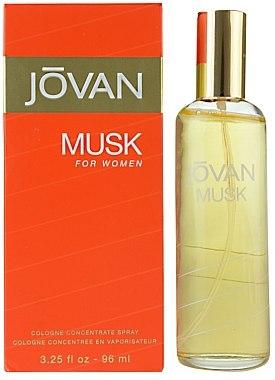 Musk Jovan - Apă de colonie