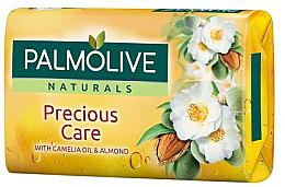 """Parfumuri și produse cosmetice Săpun solid """"Camellia și ulei de migdale"""" - Palmolive Naturel Camellia&Almond Oil"""