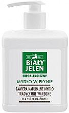 Parfumuri și produse cosmetice Săpun lichid hipoalergenic - Bialy Jelen Hypoallergenic Soap