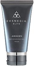 Parfumuri și produse cosmetice Mască- gel regenerantă cu acizi polihidroxi pentru față - Cosmedix Awaken Replenishing Gel Mask