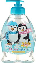 """Parfumuri și produse cosmetice Gel de duș pentru copii """"Pinguini"""" - Chlapu Chlap Bath & Shower Gel"""