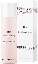 Parfumuri și produse cosmetice Burberry Her - Spray de corp