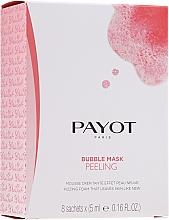 Parfumuri și produse cosmetice Mască-peeling cu oxigen pentru față - Payot Les Demaquillantes Peeling Oxygenant Depolluant Bubble Mask