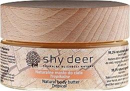 Parfumuri și produse cosmetice Unt de corp - Shy Deer Natural Body Butter