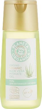 Gel pentru igienă intimă - Planeta Organica Intimate Care