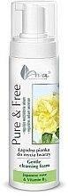 Parfumuri și produse cosmetice Spumă de spălare - AVA Laboratorium Pure & Free Gentle Cleansing Foam