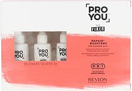 Parfumuri și produse cosmetice Booster regenerant pentru păr deteriorat - Revlon Professional Pro You Fixer Repair Boosters