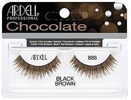 Parfumuri și produse cosmetice Extensii gene - Ardell Chocolate Lash Black Brown 886