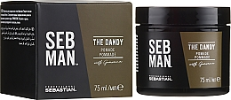 Parfumuri și produse cosmetice Pomadă de păr, fixare naturală - Sebastian Professional SEB MAN The Dandy