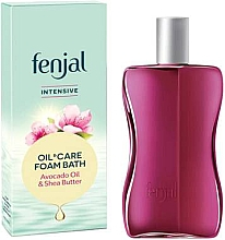 """Parfumuri și produse cosmetice Spumă de baie """"Unt de shea și avocado"""" - Fenjal Intensive Oil & Foam Bath"""