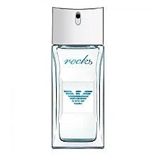 Parfumuri și produse cosmetice Giorgio Armani Emporio Armani Diamonds Rocks - Apă de toaletă (tester)