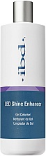 Parfumuri și produse cosmetice Degresant pentru unghii - IBD LED Shine Enhancer Gel Cleanser